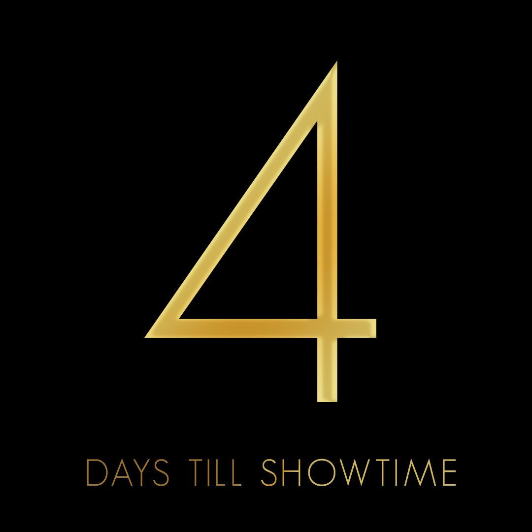 Who's excited?? Only 4 days 'til the Q85 event✨ Come boogie with us at the @MSTheater & watch @Meghan_Trainor, @johnlegend, @IAMJHUD, & more bring down the house! #Q85Tour  Tickets: http://bit.ly/Q85Concert