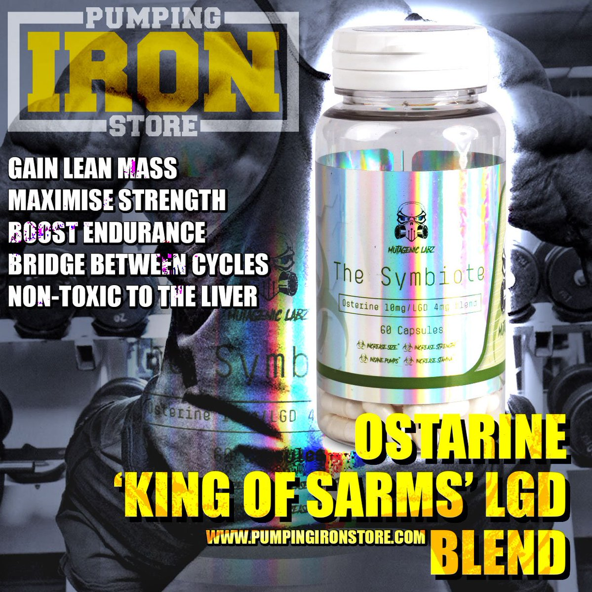Research Sarms Ostarine