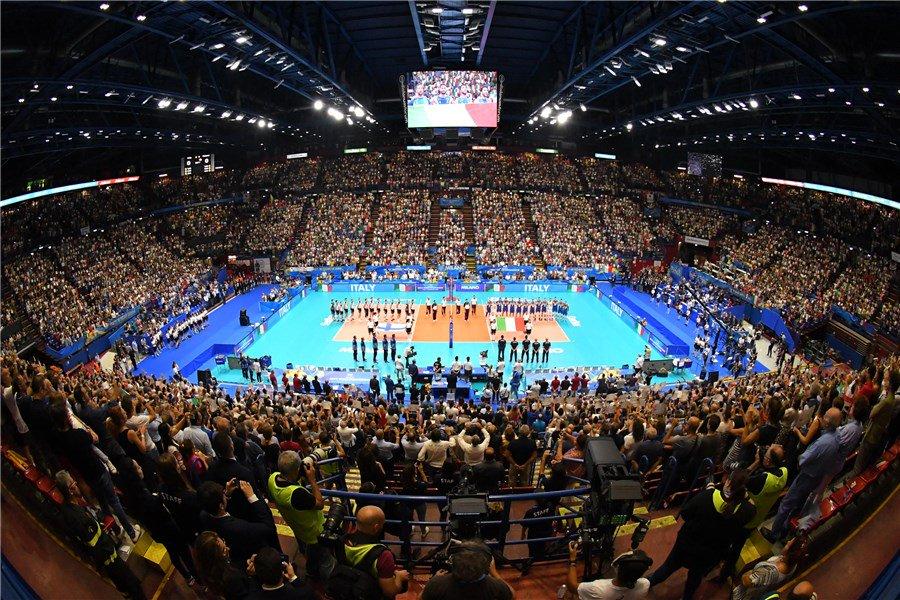 #VolleyballWchs #MilanoF-A-N-T-A-S-T-I-C-I Sesta vittoria consecutiva! #ItaliaFinlandia  finisce 3-0 RT per #LaNazionale @FIVBVolleyball @FinnVolleyBall #VolleyMondiali18  - Ukustom