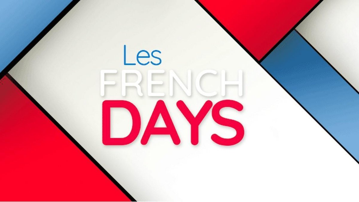 French Days : le Black Friday à la française est de retour fin septembre https://t.co/UWNfhELmQW