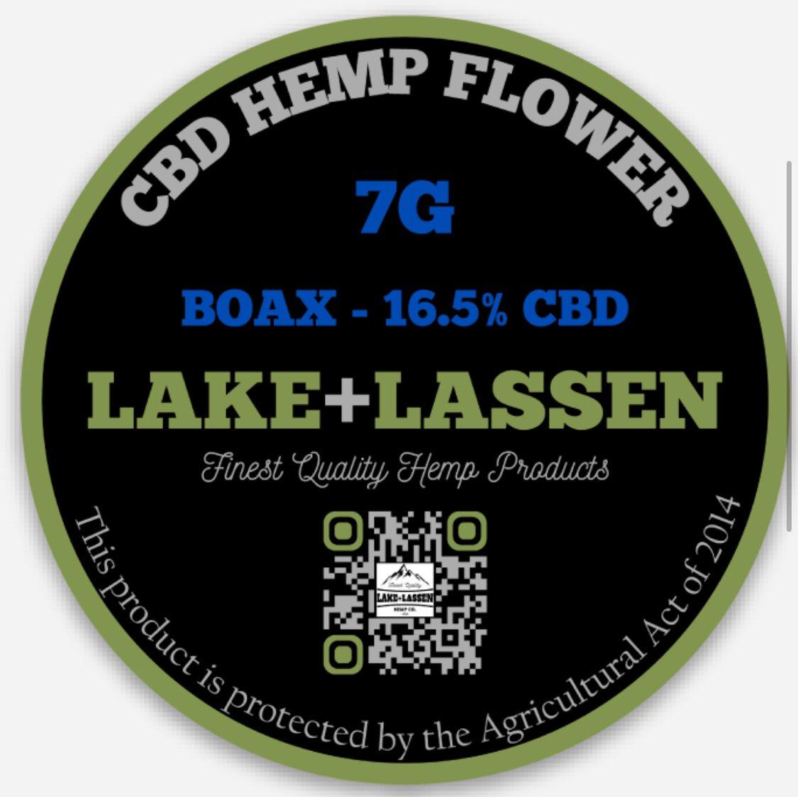 Lake and Lassen Hemp Co on Twitter: