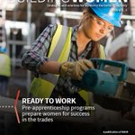 #PWBWeek - NAHB is offering free access to Building Women magazine for a limited time. The magazine is free for PWB Council members and each issue features articles on industry trends, technology, economics, career building, work/life balance and more. https://t.co/DoNdvefECr