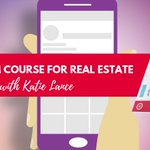 [SALE] Instagram Course for Real Estate includes 9 step-by-step training videos, 3 worksheets and an eBook. Sign up once and you'll have access to the course anytime on any device! Save $100 through 9/30/18 - https://t.co/pdfuNXvEl9 #instagram #instagramcourse #instagramtraining