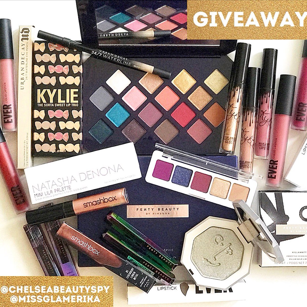 Makeupgiveaway Photos And Hastag Eyesential Eyebrush Set Chelsea Scott Happy Friday New Giveaway Fenty Kyliepictwittercom Oqq7p8zg5m