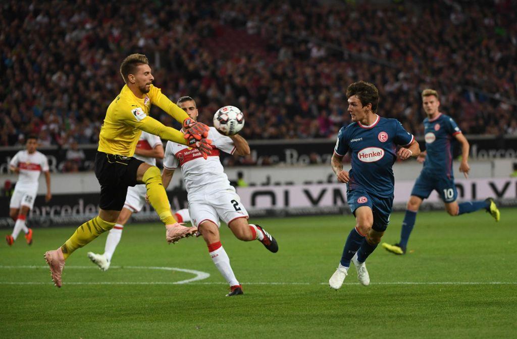 VfB Stuttgart: Nullnummer gegen Düsseldorf – VfB weiter ohne Sieg https://t.co/m7JmuSzYDH