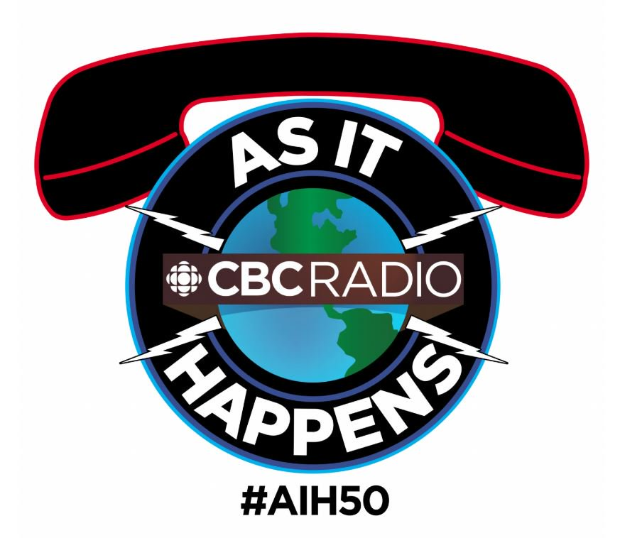 Tuning in tonight? It's not too late to tweet us selfie of yourself listening to the show — on radio, web or podcast — with the hashtag #AIH50 to be entered into a draw to win an AIH T-shirt and tote bag with our logo! Don't forget to tell us where you are and how you listen.