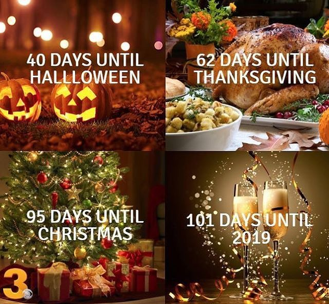 Halloween Thanksgiving Christmas Countdown.April Loveland On Twitter It S Time For The Holiday