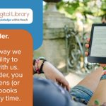 Use an eReader. It has forever changed the way we read & our ability to carry books with us. With an eReader, you can have dozens (or hundreds) of books with you at any time.