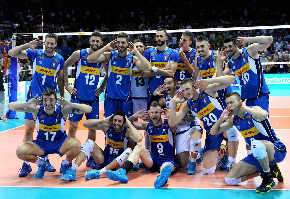 Congratulazioni ai nostri campioni per questa splendida vittoria. #ItaliaFinlandia #emozioni #FridayFeeling  - Ukustom
