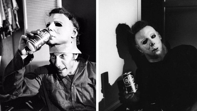 Happy birthday to the original Shape himself, Nick Castle!