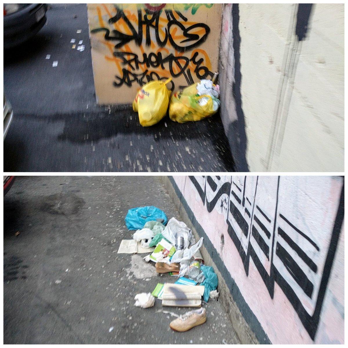 @amsa_spa @InciviliaMilano #rifiuti #incivili #Milano via Plezzo quasi angolo via Pordenone  - Ukustom