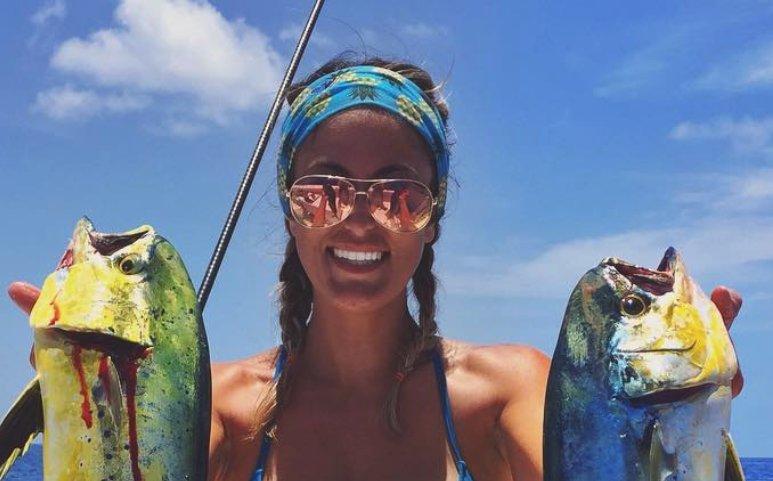 Meet Alysha Aratari – Instagram Fisherman