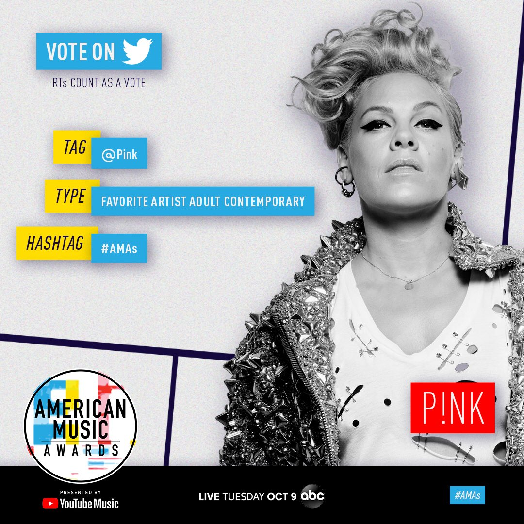 P!nk top tweets