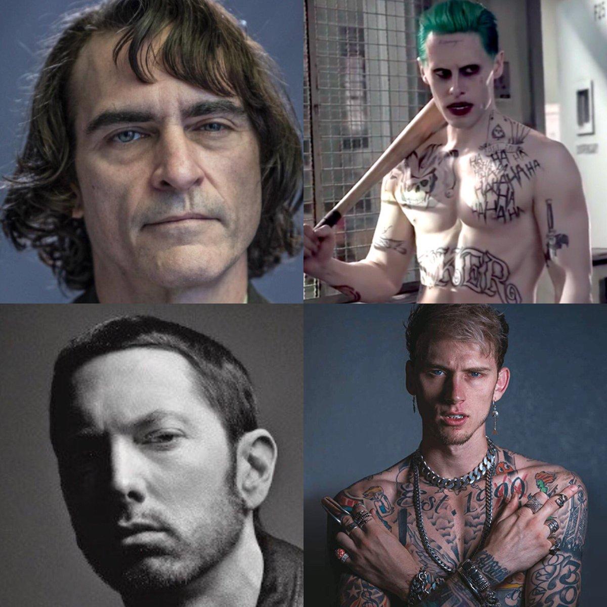 "Heath Ledger Vs Joaquin Phoenix Poll: Jon Acuff On Twitter: ""Joaquin Phoenix' Joker Is To Jared"