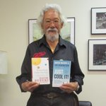 David Suzuki Twitter Photo