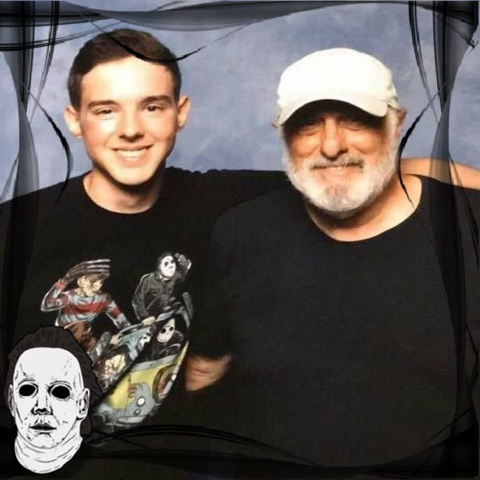"By the way Happy Birthday ""Nick Castle\"" can\t wait till new movie."