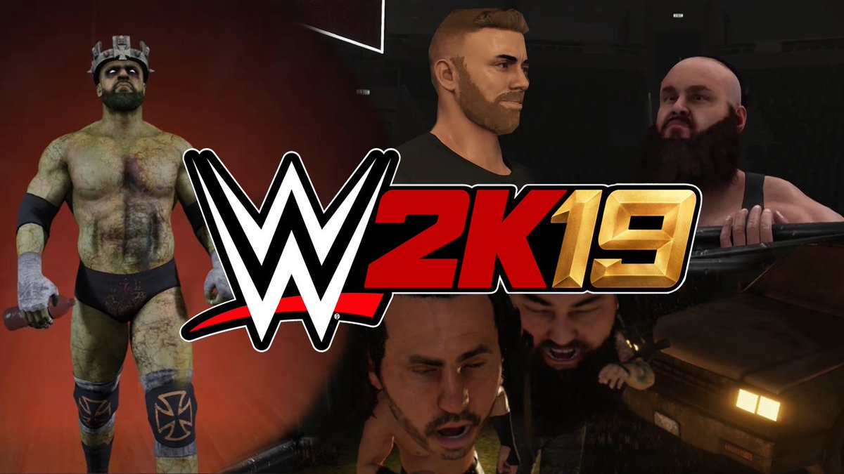 There is a TON to say about @WWEgames #WWE2K19! I covered EVERYTHING in this early access in depth preview. youtube.com/watch?v=PZJMbp…