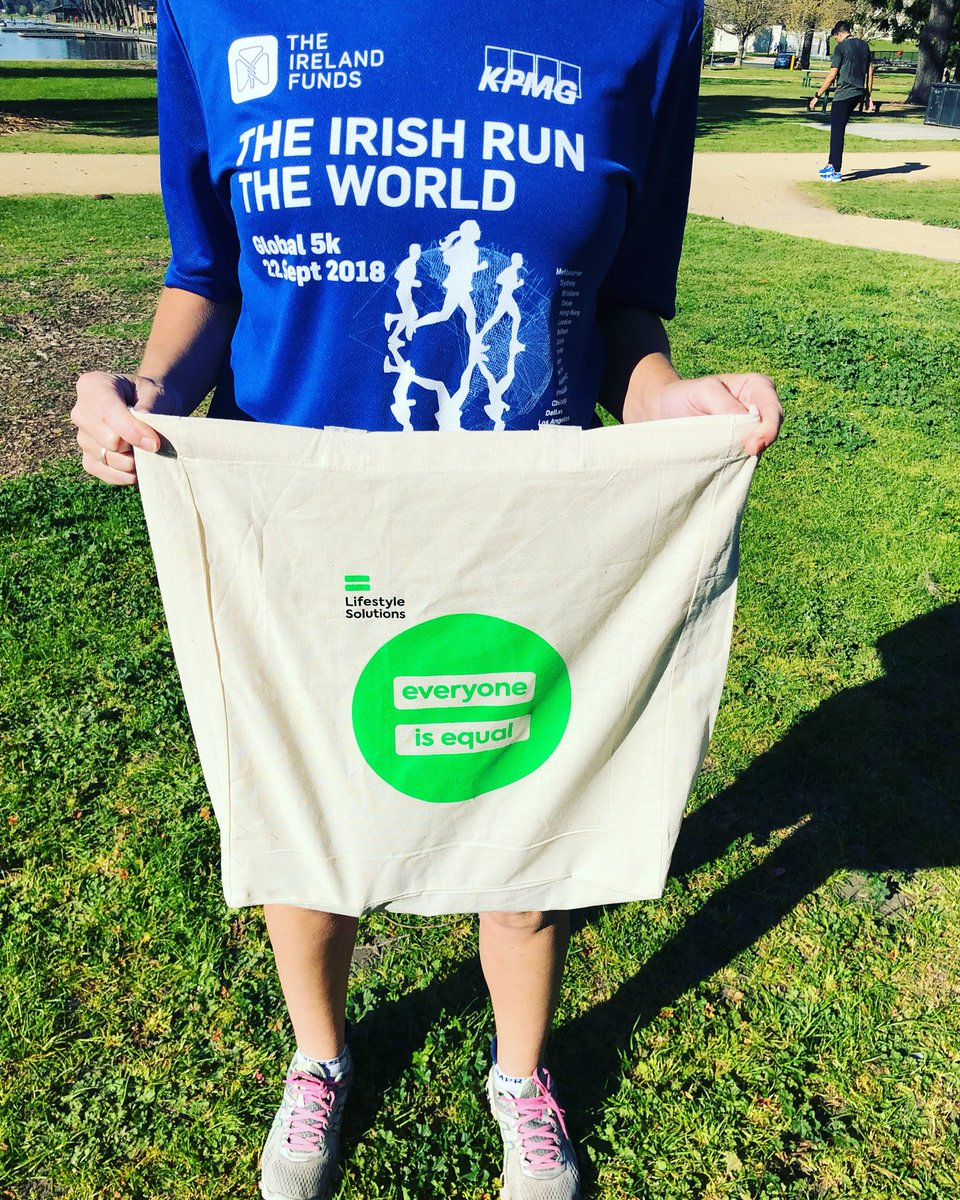 Don't these look fantastic? We were happy to sponsor the @IrelandFundsAU over the weekend for their Global 5K fun runs in Brisbane, Sydney and Melbourne. #YLGlobal5K #everyoneisequal