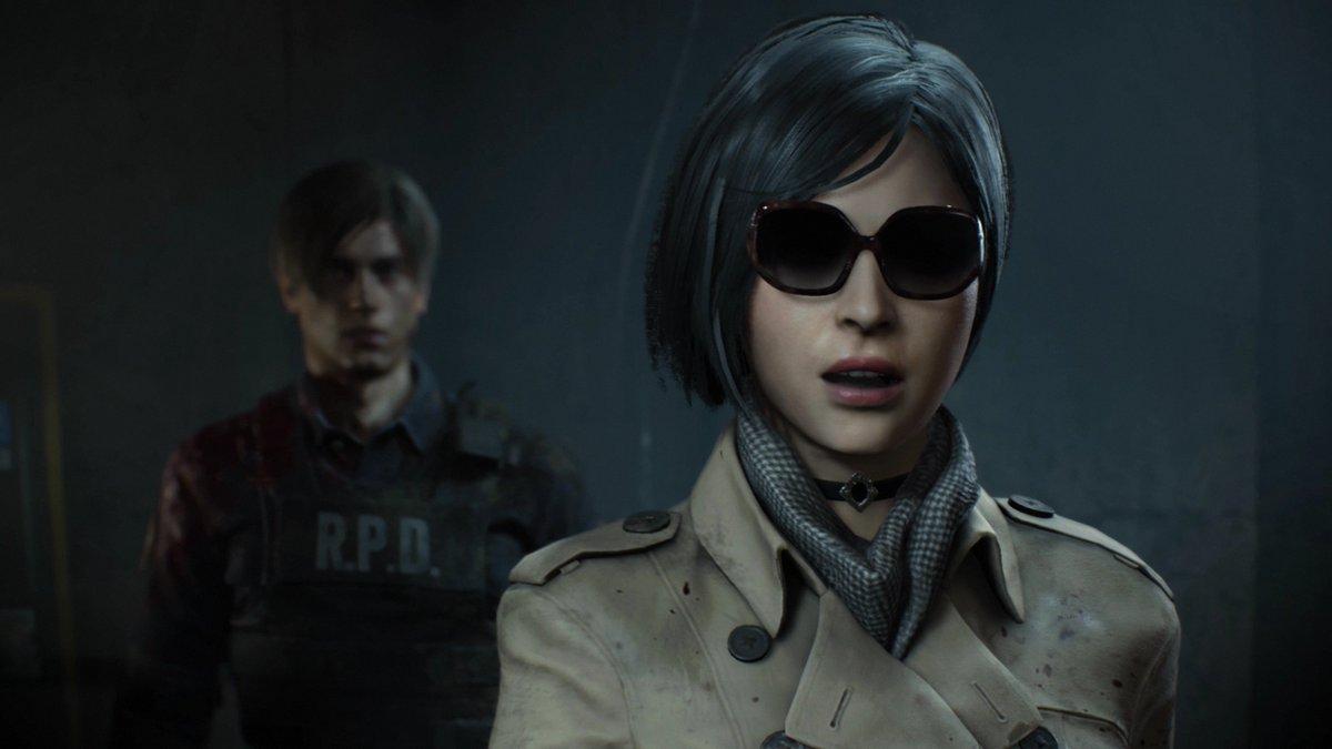Well. Looks like those lovely Cerberus dogs are back 😳 New Resident Evil 2 trailer: xbx.lv/2pv0VvG