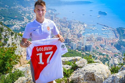 Кузбассовец Головин дебютировал в составе «Монако» Photo
