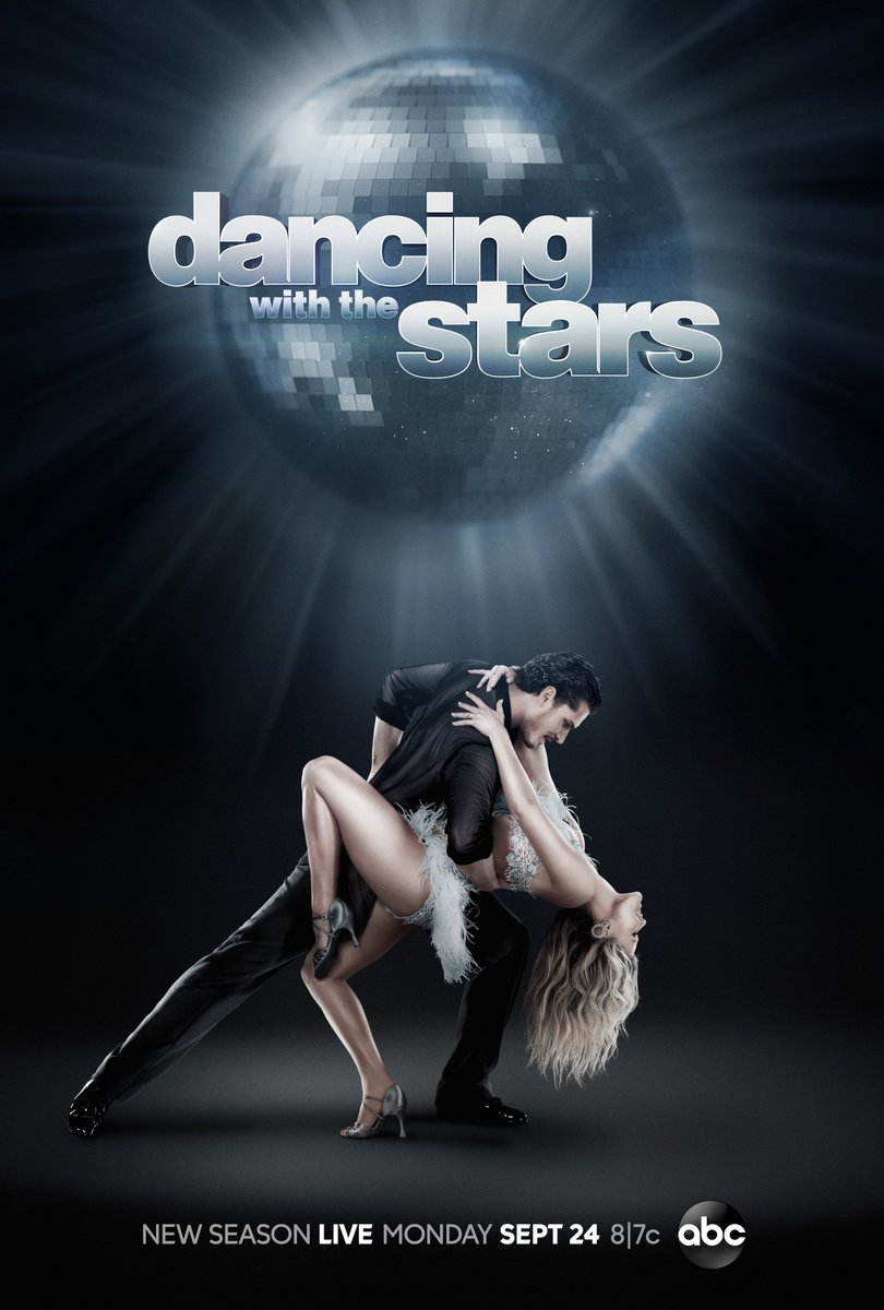 Lets get warmed up. Check out the poster for the new season of #DWTS!