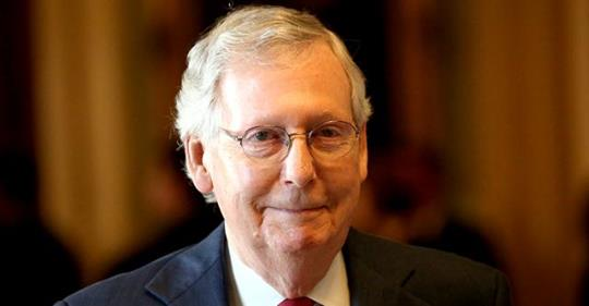 McConnell: GOP will 'plow right through' and put Kavanaugh on Supreme Court https://t.co/T7v33uL4nz