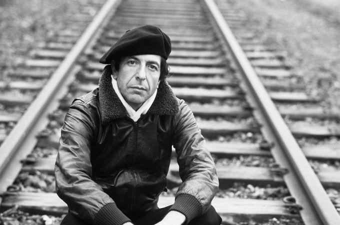Leonard Cohen would have been 84 today. Happy birthday to the Godfather of Gloom