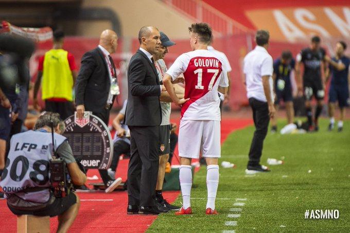 💬 @leonardojjardim : Aleksandr Golovin es un jugador de otro nivel. Es un internacional acostumbrado a evolucionar con equipos que buscan el podio. Será muy imporante y decisivo. #ASMNO Photo