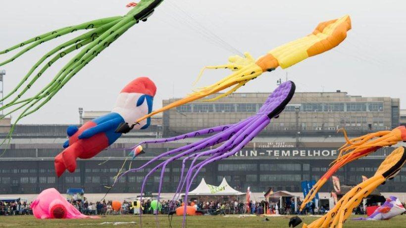 Siebtes 'Festival der Riesendrachen' findet statt https://t.co/ExW75t2wPm