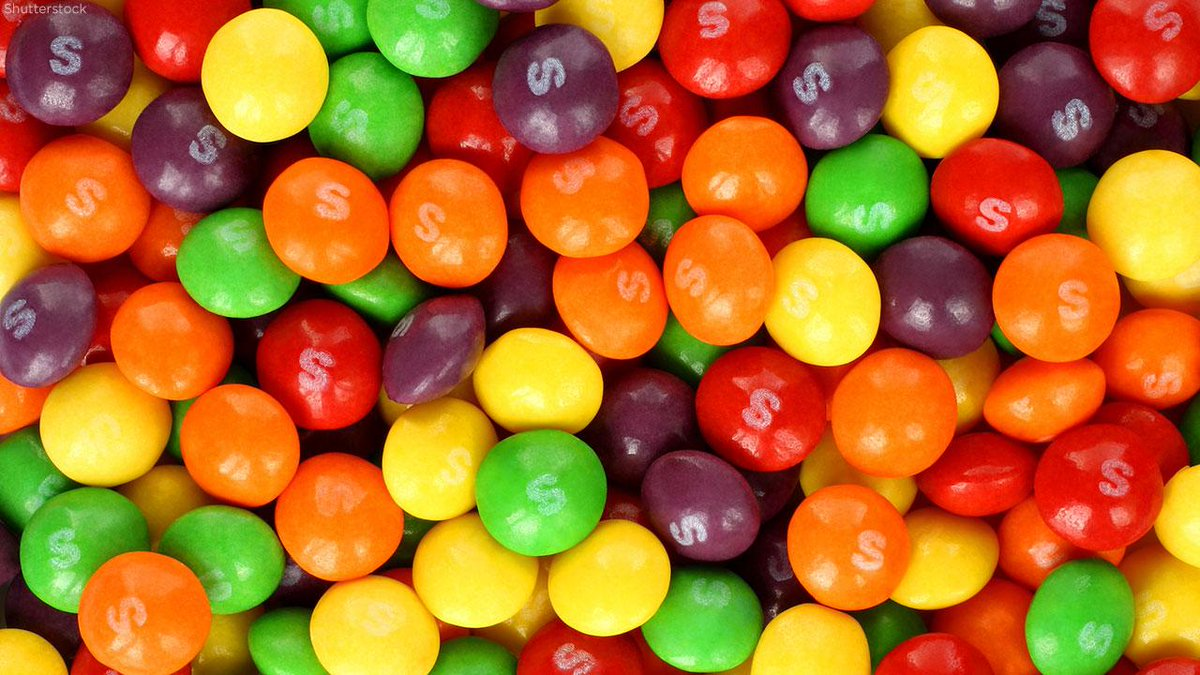 The numbers are in, and Skittles are America's top #Halloween candy for 2018! See how your other favorite treats stacked up: https://t.co/sIpgnkiyUb