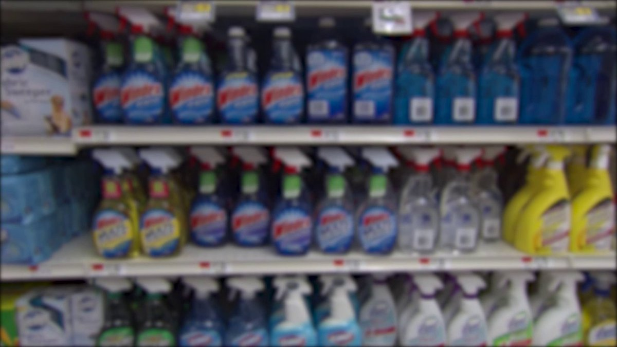 Household Disinfectants Could Be Making >> Kron4 News On Twitter Study Household Disinfectants Could