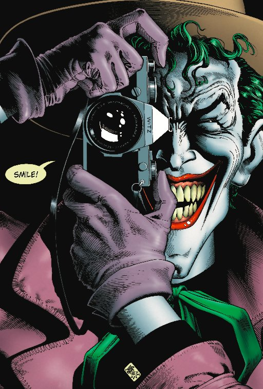 The Joker knows better than most that all it takes is one bad day to drive a normal man insane. Revisit a classic story along with a host of never-before-published artwork in ABSOLUTE BATMAN: THE KILLING JOKE, out now: bit.ly/2NrpFDg