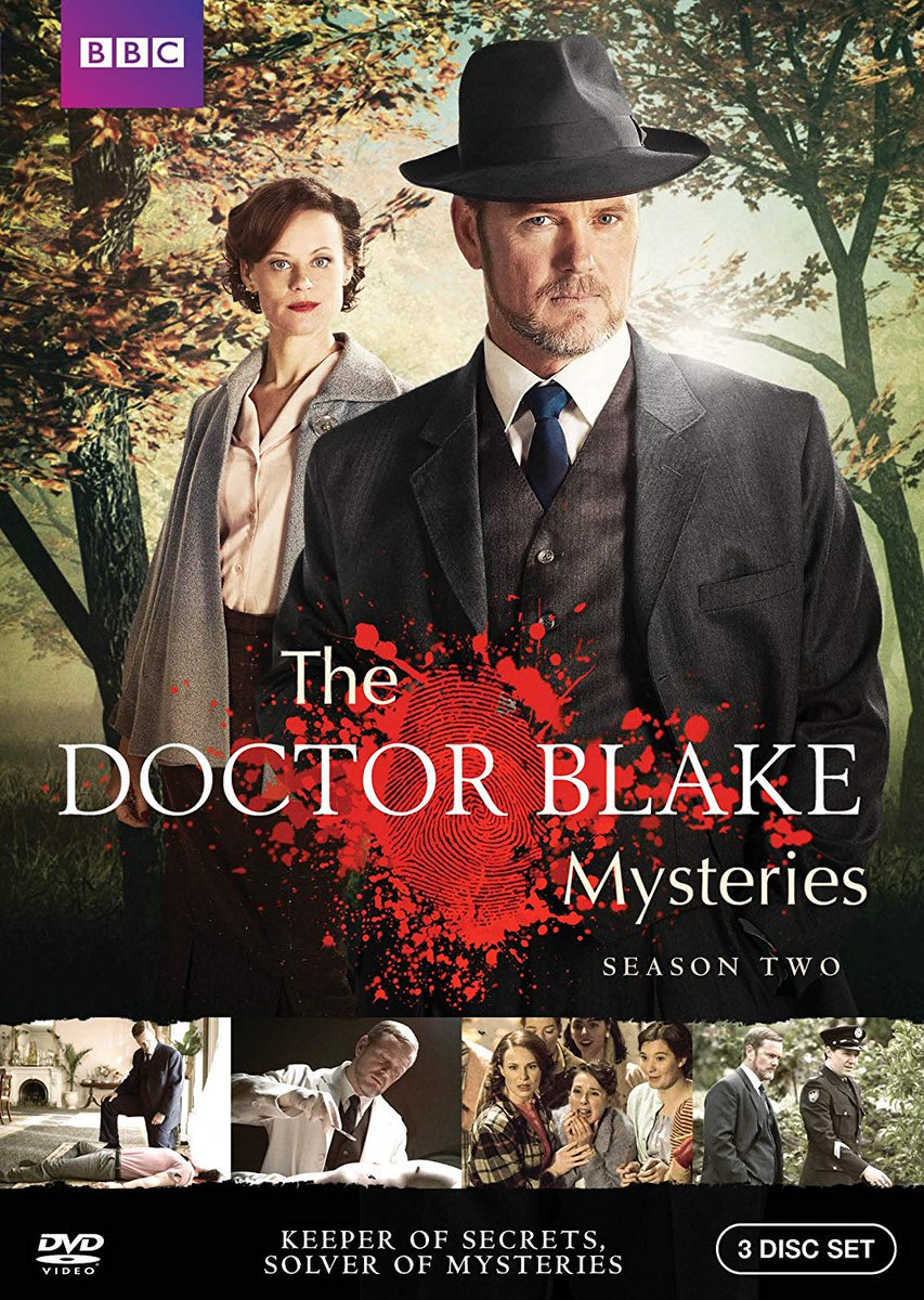 the doctor blake mysteries imdb