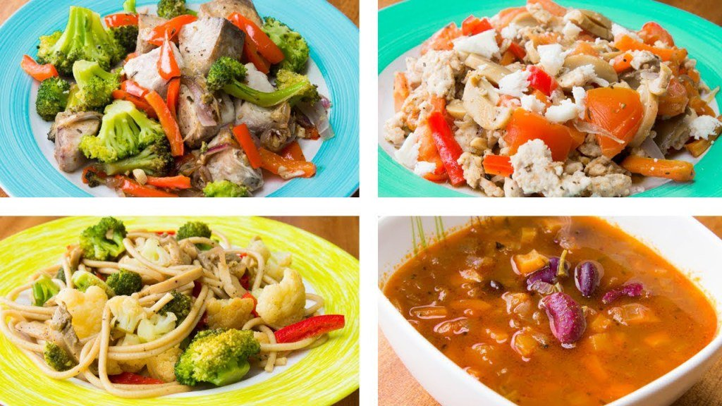 4 Healthy Dinner Recipes For Weight Loss, Easy Dinner Recipes https://t.co/47K1YumIG9 https://t.co/UOqqcO0CIa