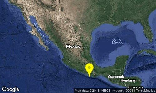 test Twitter Media - SISMO Magnitud 4.1 Loc  52 km al SUR de PINOTEPA NACIONAL, OAX 21/09/18 20:31:15 Lat 15.87 Lon -97.98 Pf 25 km https://t.co/AJg7PKk3DN