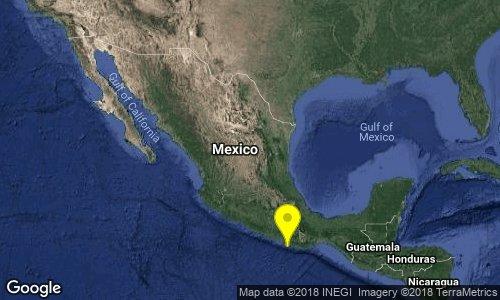 test Twitter Media - SISMO Magnitud 4.1 Loc  48 km al SUROESTE de RIO GRANDE, OAX 21/09/18 20:35:26 Lat 15.85 Lon -97.85 Pf 25 km https://t.co/pwRu0WzFSD
