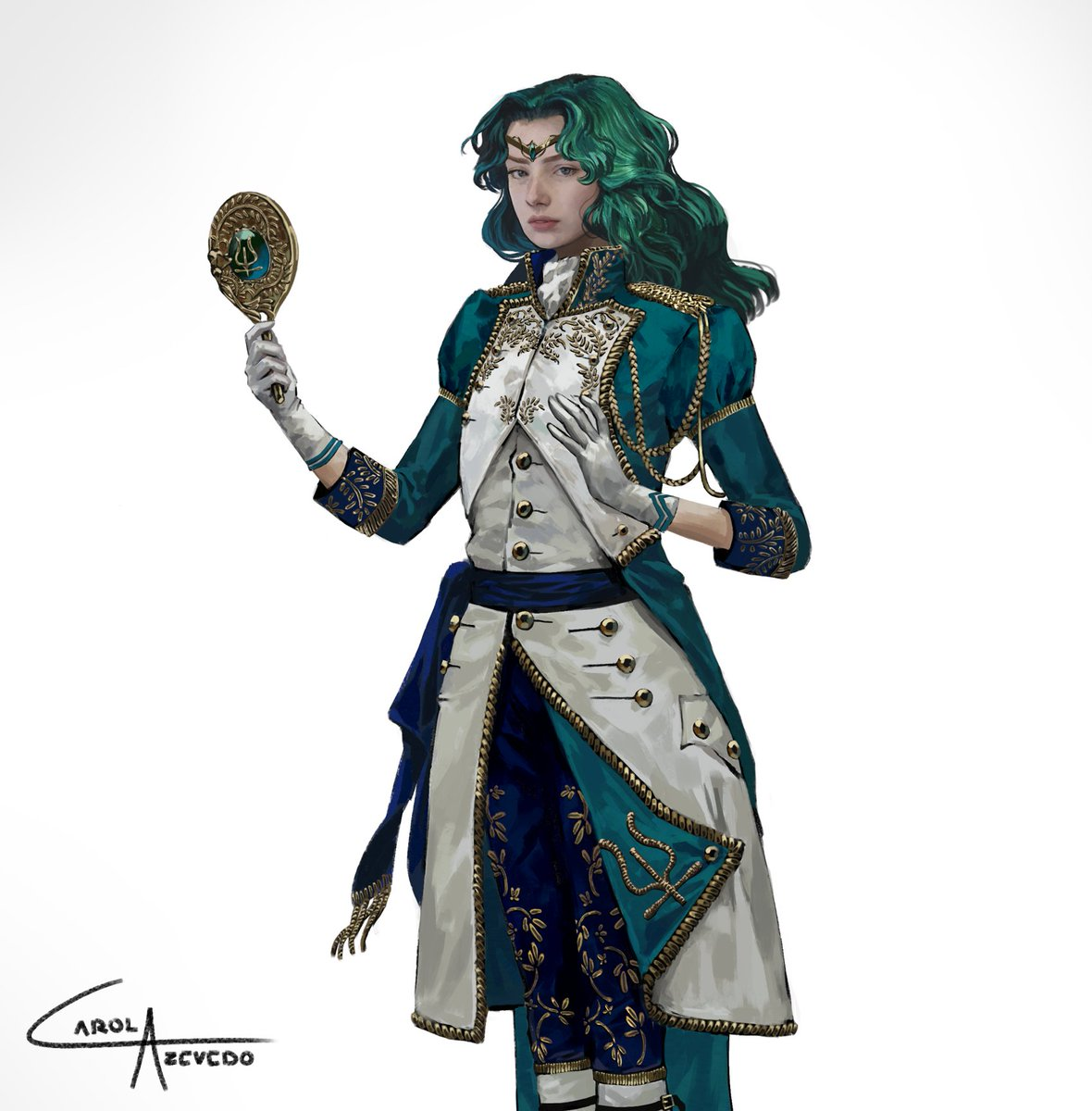 Hi guys! Hope you all remember the sailors I was working on. They&#39;re finally on artstation!  https://www. artstation.com/artwork/ZLEPx  &nbsp;   You can see them fully and in better res on the link  #artistsontwitter #SailorMoon #illustration @ArtStationHQ<br>http://pic.twitter.com/kdhzZWAmFe