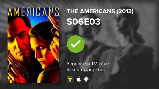 #TheAmericans Latest News Trends Updates Images - serperuta