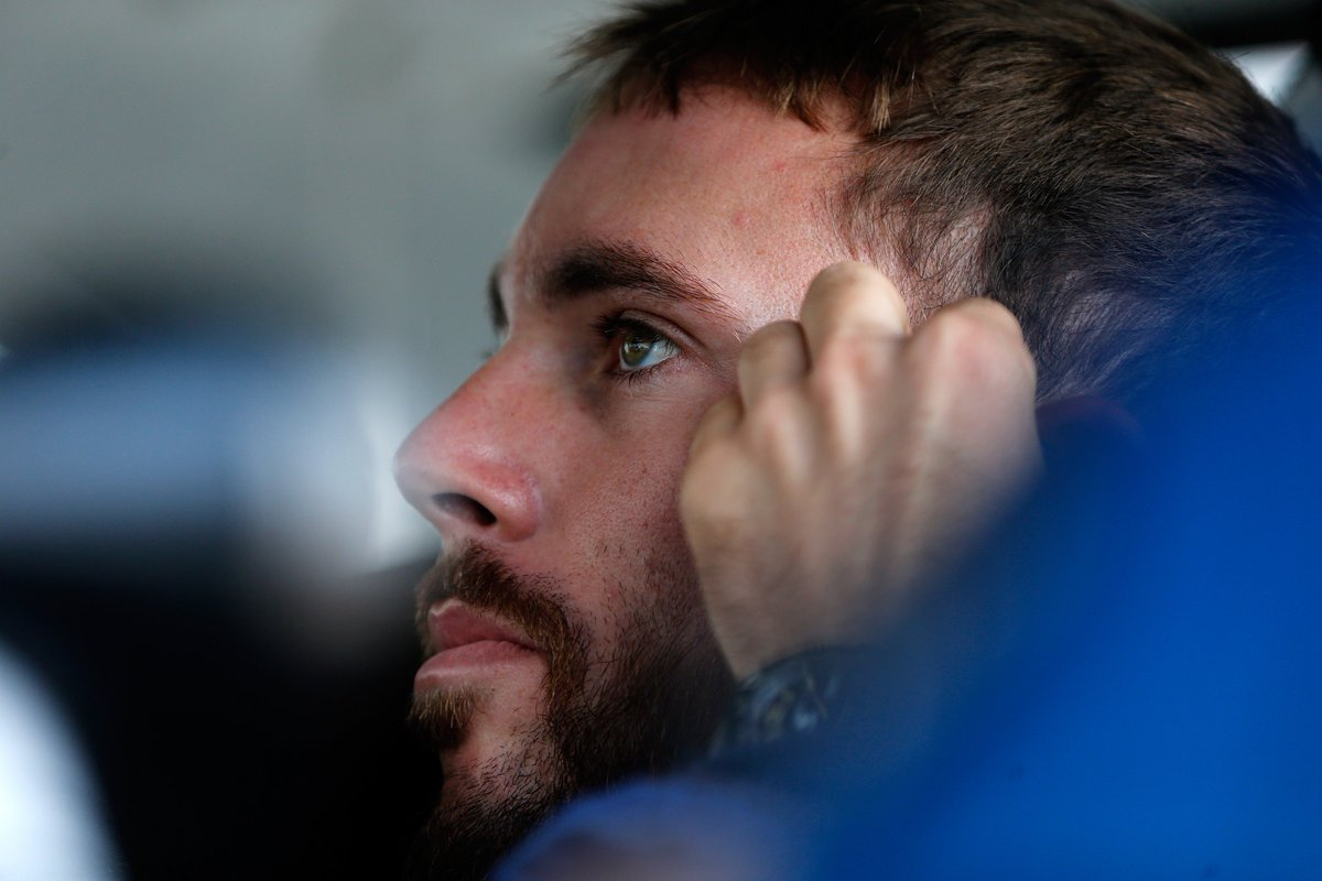 Set himself up for a run at the #NASCARPlayoffs Round of 8.  @RossChastain follows up his win with a 2nd place #XfinitySeries finish tonight.