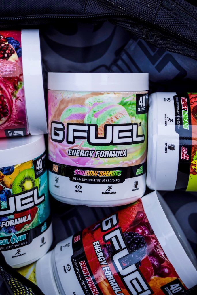ICYMI: Our Buy 1 #GFUEL Energy Tub, Get 1 Hydration Tub of Your Choice for FREE sale is now up and running! Its the best of both worlds! ENERGY + HYDRATION! *offer valid thru 9/24* *cannot be combined with another offer* SHOP NOW: bit.ly/2MN0upH ️⚡️💧