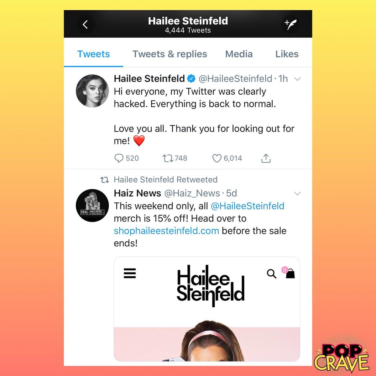Hacked Hailee Steinfeld nude photos 2019