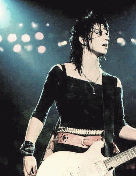 Happy Birthday \\( ¨ )/ Rock n Roll Queen Joan Jett