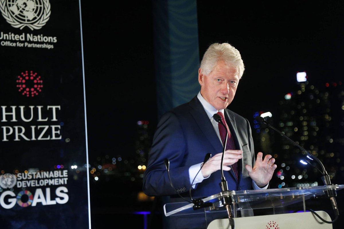Corrida presidencial | Bill Clinton pede que brasileiros não votem orientados pela raiva https://t.co/PAvzAJFCdh