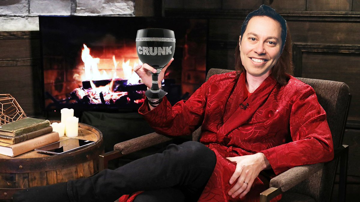 New stretch goal for our @Pablove Foundation collaboration announced tonight: @samriegels sexy, fancy fireside chat will now unlock at $75K! To donate, visit: give.classy.org/TeamHerter