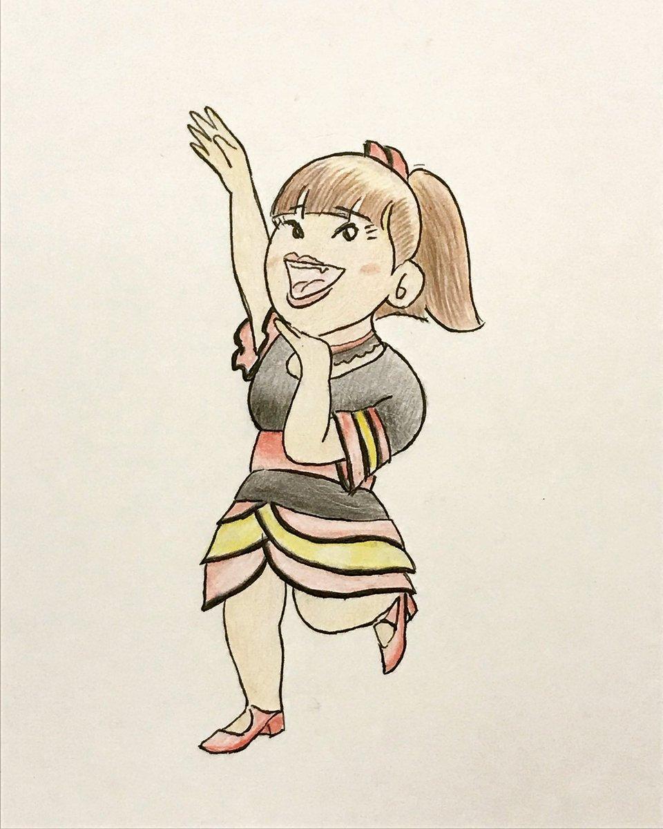 森田まりこちゃんのイラストを描こう計画 Hashtag On Twitter