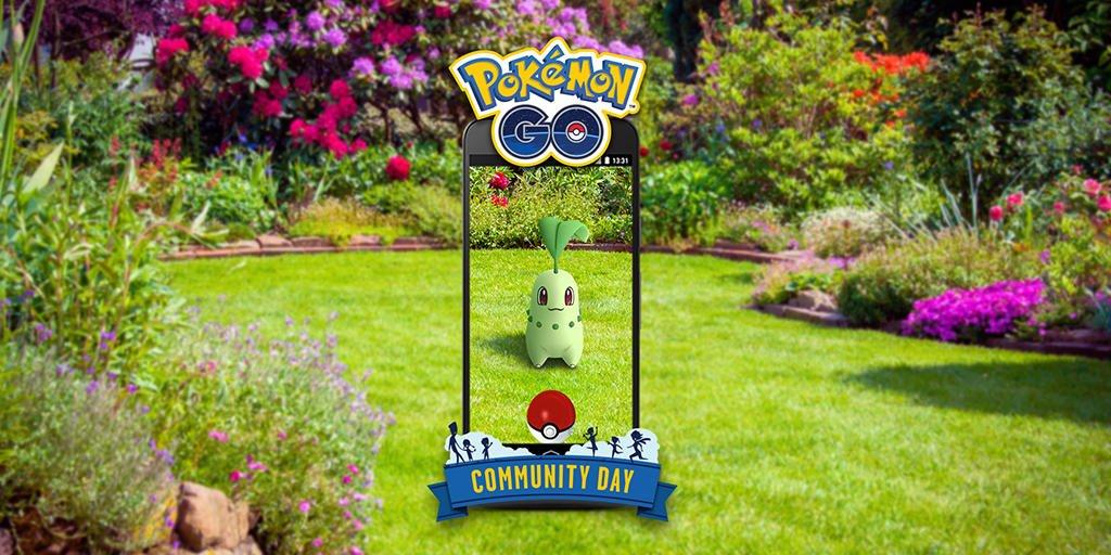 日本のPokémon GO トレーナーの皆さん、Pokémon GO コミュニティ・デイが始まりました!#PokemonGOCommunityDay