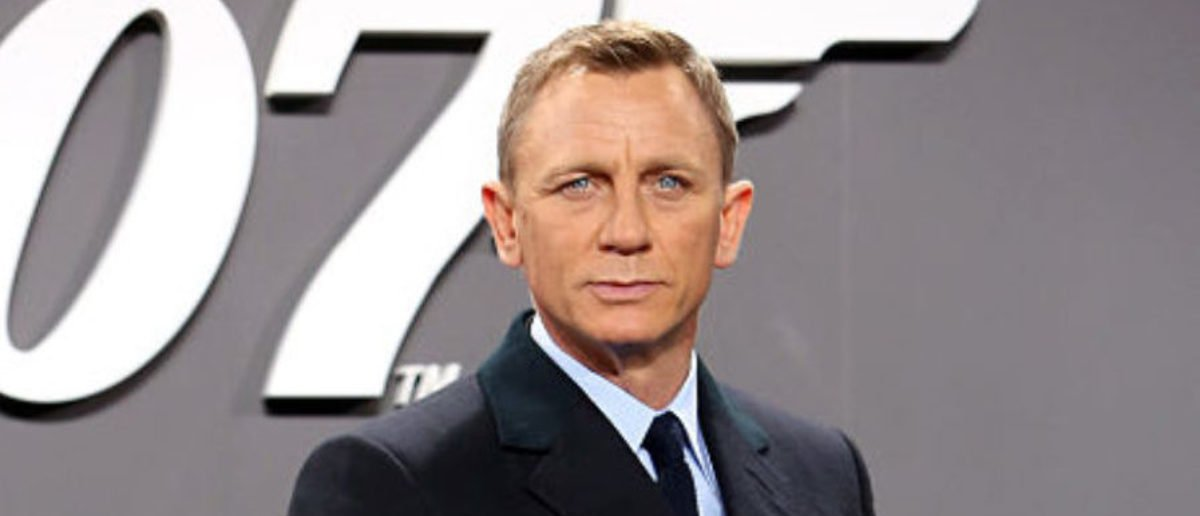 The Latest 'James Bond' Movie Update Finally Gives Fans A Reason To Stop Panicking https://t.co/ngGKji7S5k