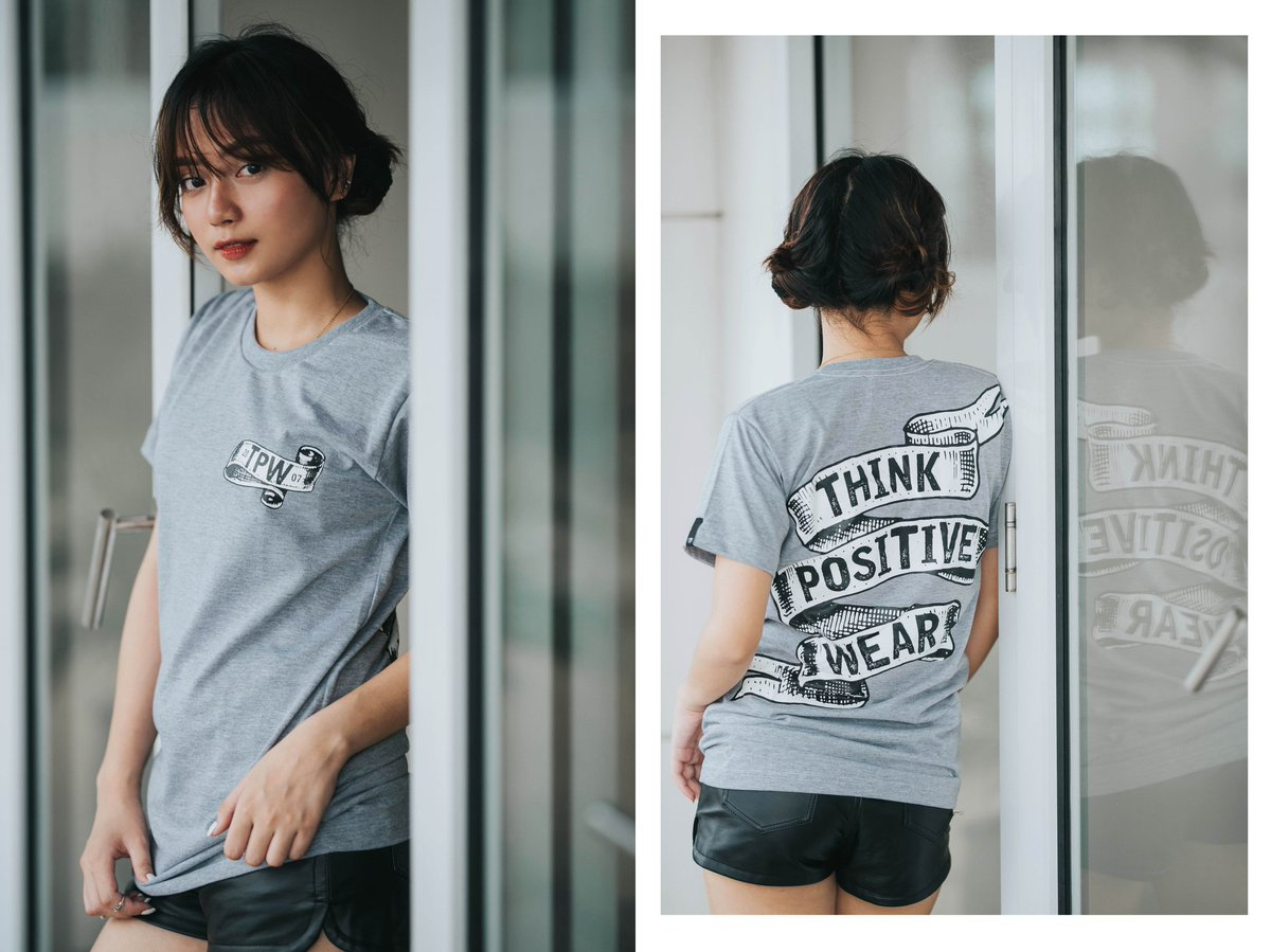 Model : @shinayahdc Photography : @itsmemarlonuy  Shirt : Think Positive Wear<br>http://pic.twitter.com/AoXNz0RsDx