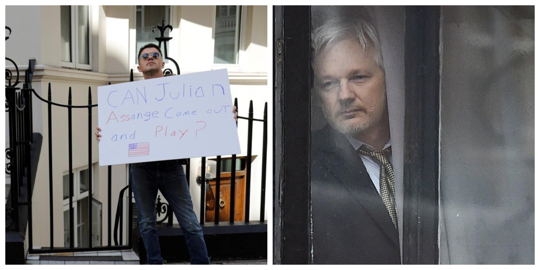 'Special designation'? Ecuador mulled sending Assange as a diplomat to Russia - report   https://t.co/SfNWLLeO9j https://t.co/9viVcEQJWy