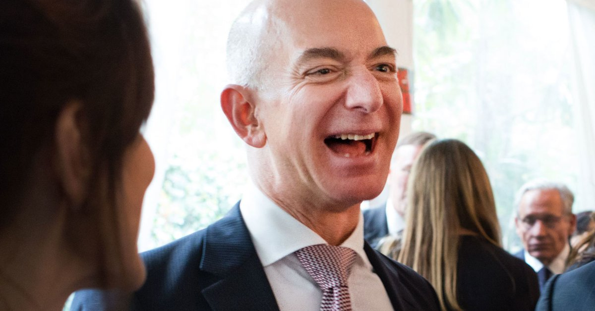 This is billionaire Jeff Bezos' daily routine and it sets him up for success https://t.co/2hzqbycTAz